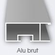 CR2045 Alu brut