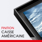Tirages photo -> Caisse américaaine