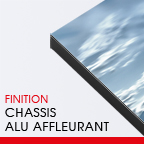 tirage Light -> Chassis Affleurant