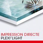 papier brillant --> Plexi Light