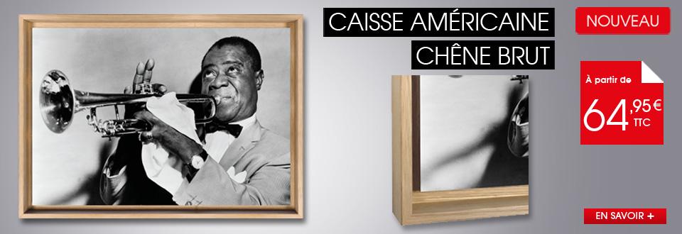 CAISSE AMERICAINE