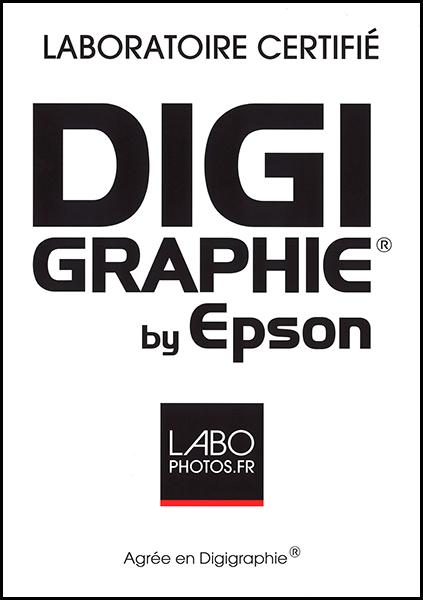 Certification Digigraphie